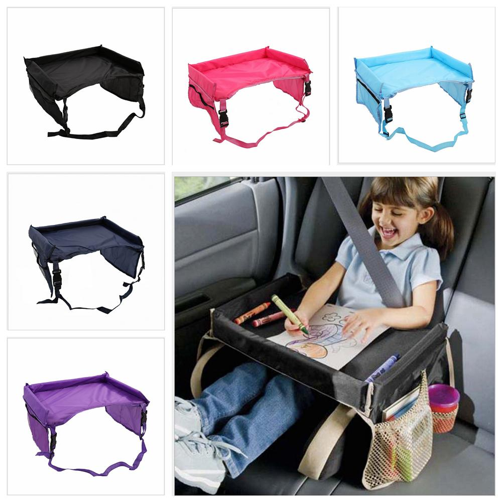 Magnificent 5Styles Baby Folding Table Cover Snack Play Tray Toddlers Car Seat Cover Waterproof Infant Table Cover Harness Buggy Snack Pushchair Ffa1923 Gmtry Best Dining Table And Chair Ideas Images Gmtryco