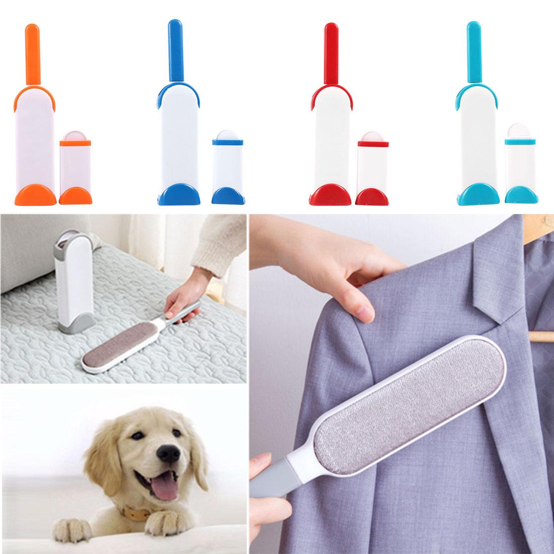 3Pcs/set Pet Hair Remover Static Brush Magic Fur Cleaning Brushes Reusable Device Dust Brush Electrostatic Dust Cleaners