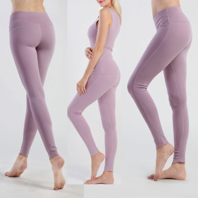 suitable for men/women los angeles complimentary shipping Sexy Women Push Up Leggings Womens Workout Leggings Slim Cotton High Waist  Legging Female Velet Warm Pencil Pants