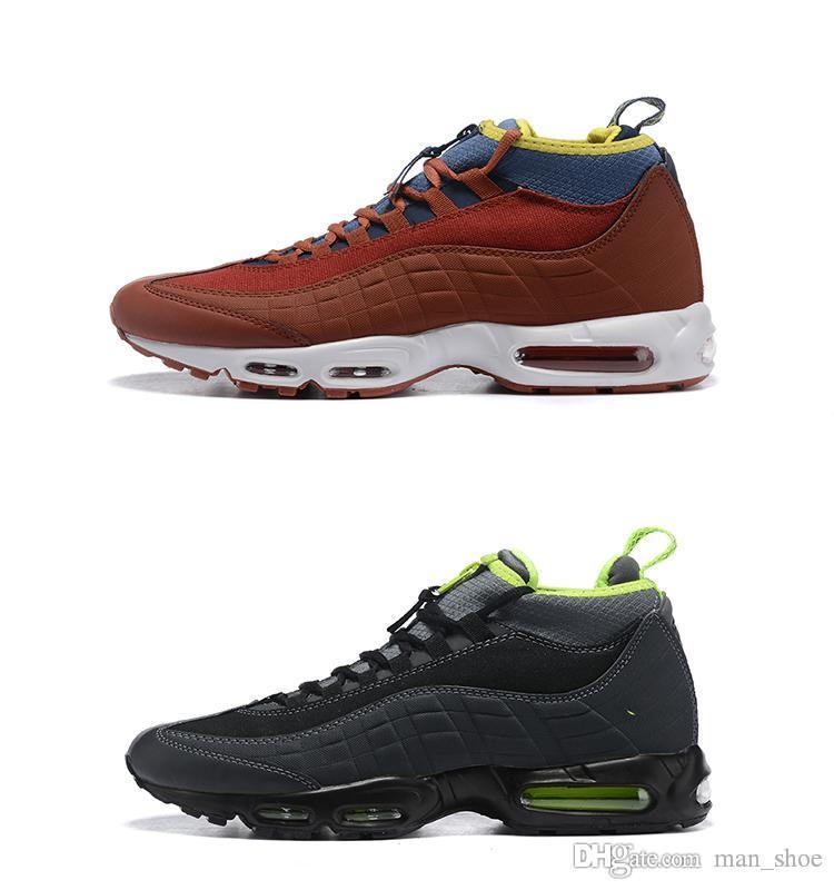 detailed look 18d49 17202 Acheter Designer 95 Sneaker Boot Air Chaussures De Course En Plein Air À  Talons Hauts 95 Chaussures Mans Designer De $86.44 Du Man_shoe   DHgate.Com