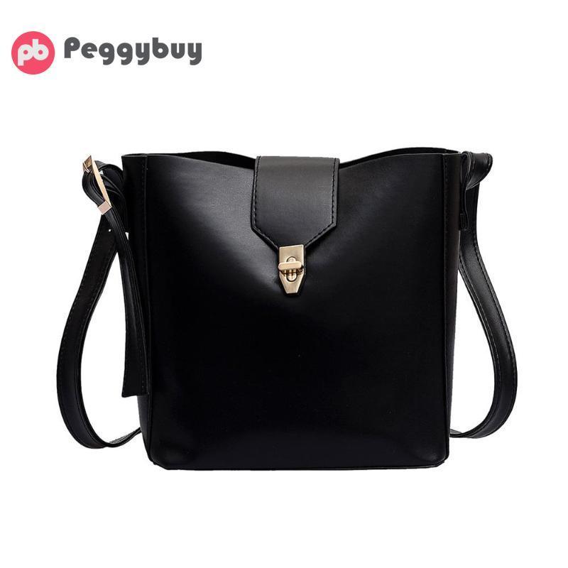 Fashion Women Shoulder Bag PU Leather Luxury Crossbody Handbags ... 910a6fb3eb829