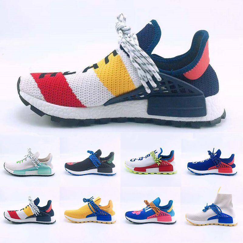 54fe75f8f Trainers Human Race Hu Trail Running Shoes For Men Women Pharrell ...