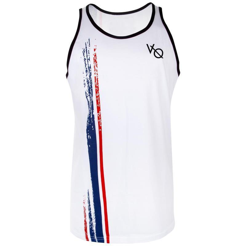 Summer fashion slim vest casual cotton quick dry gyms Brand bodybuilding stringer tank top mens fitness muscle guys sleeveless
