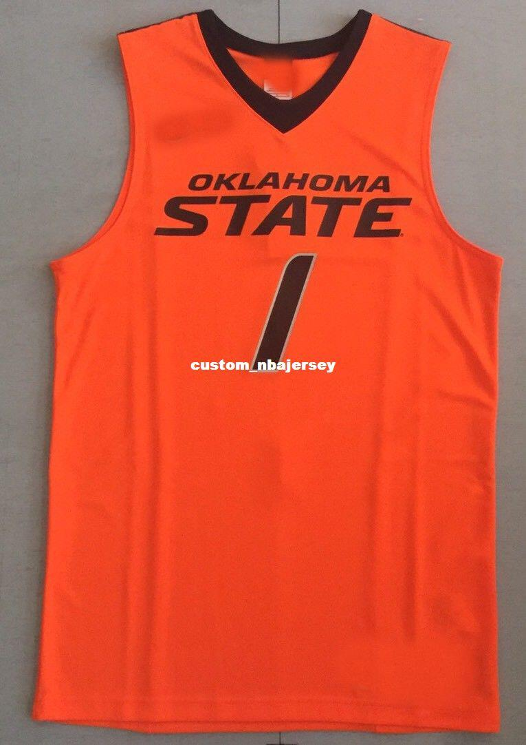 1ee9ba550 2019 Cheap Custom OSU Oklahoma State Cowboys Basketball Jersey Stitched  Customize Any Number Name MEN WOMEN YOUTH XS 5XL From Custom nbajersey