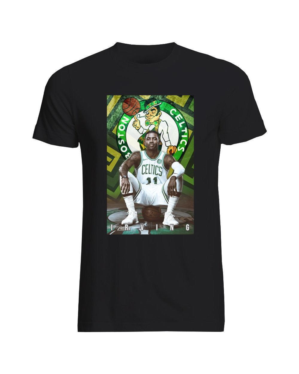 half off 70a0e 601d9 Kyrie Irving shirts , Basketball, Sports, Graphic Tee Men S019 Funny free  shipping Unisex Casual top
