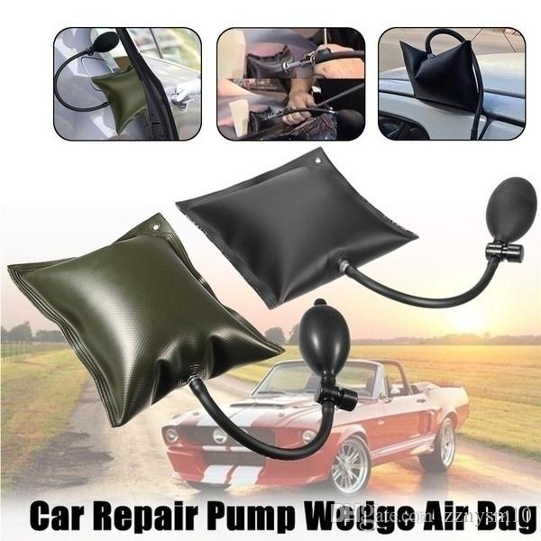appliance 2019 New Adjustable Air Pump Auto Repair Tool Thickened Car Door Repair Air Cushion Emergency Open Unlock Tool