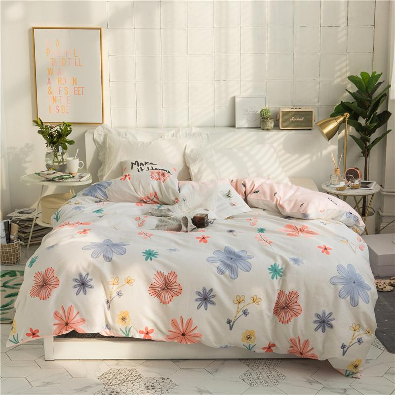 Beauty Floral Bed Sheets
