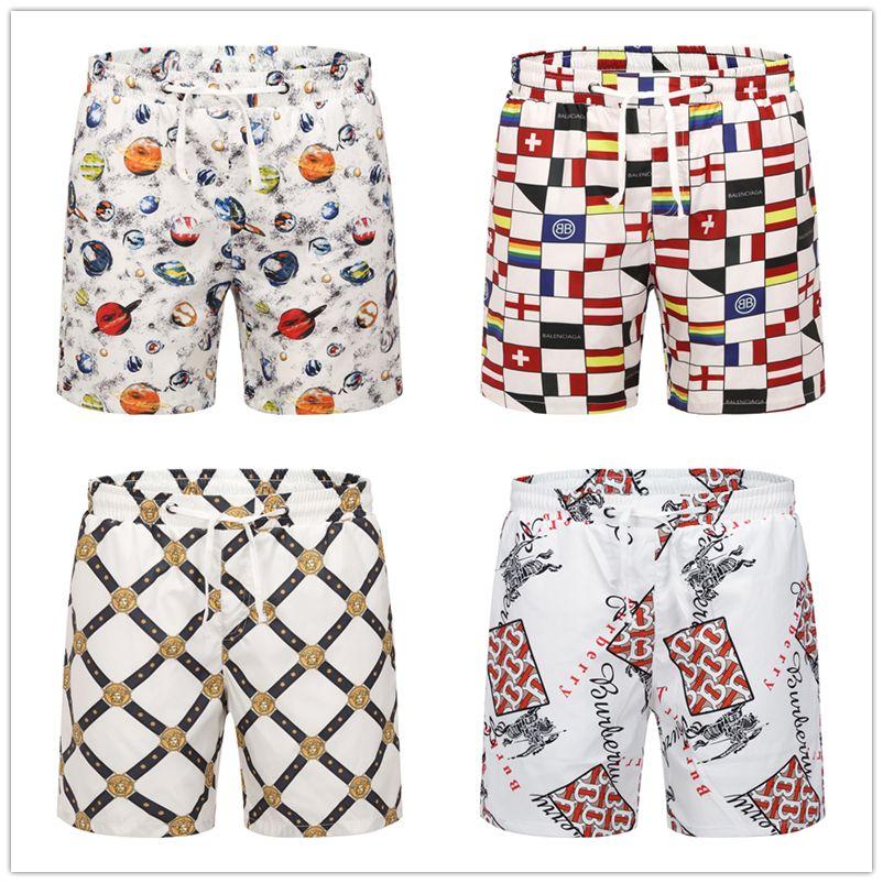 Mens Board Shorts Beach Shorts Trunks Men Beach Boy Summer Board Shorts New Fashion Short Pants Board Shorts