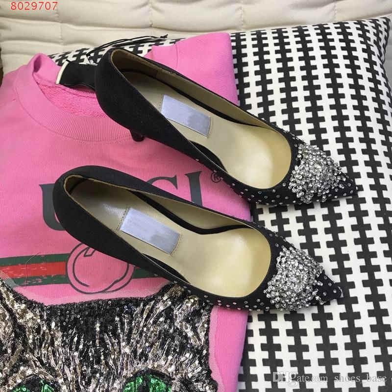 4c1979bbc0 Womens Glass Slipper , Fashion Dress Prom Shoes , Women High Heels Single  Shoes ,With A Full Range Of Packaging Loafer Shoes Shoes Uk From  Shoes_base, ...
