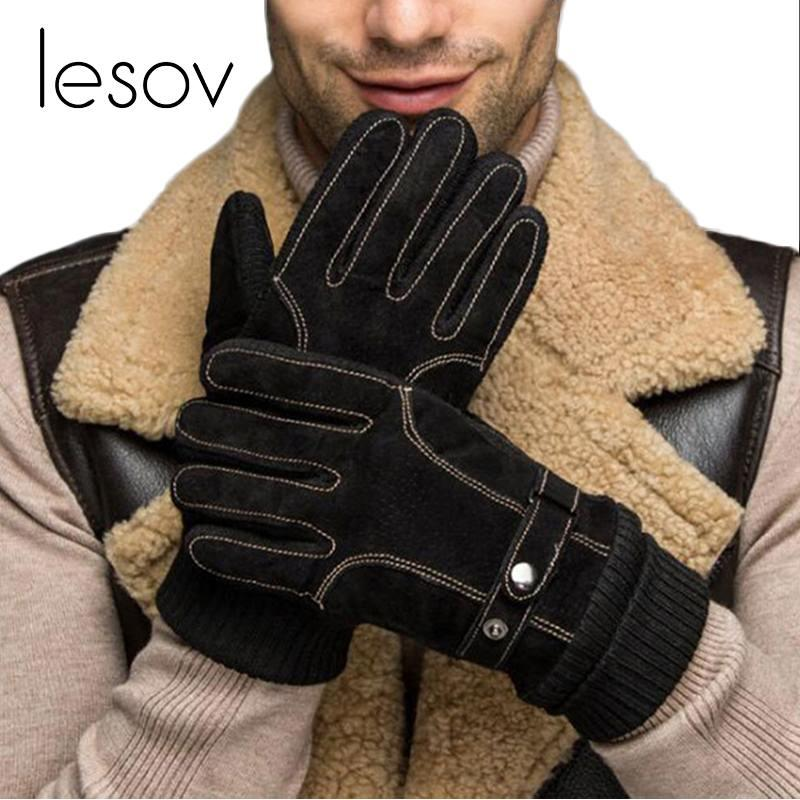 Mother & Kids 100% Quality Autumn Winter Warm Gloves Kids Cartoon Bear Mittens Knitted Thicken Full Finger Gloves Children Outdoor Gloves Hand Warmer Ideal Gift For All Occasions Gloves & Mittens