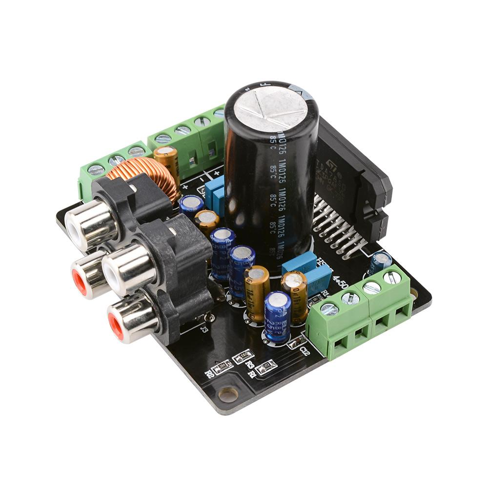 AIYIMA TDA7850 Power Amplifier Board DC12V With ACC ...