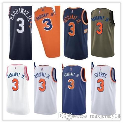 cheaper 0e8e9 980cb 2019 custom New York Men/WOMEN/youth Knicks jersey 3 Tim Hardaway Jr  basketball jerseys free ship size s-xxl message name number