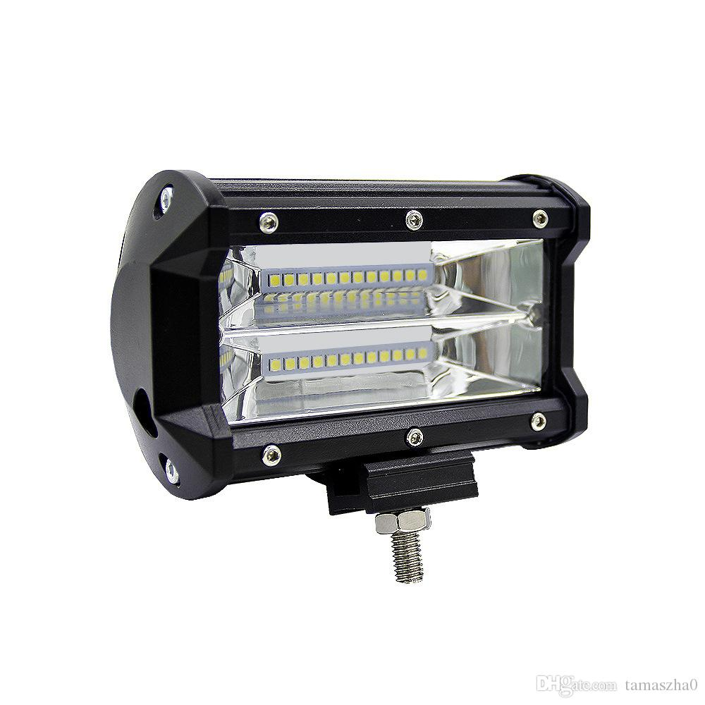 Lamp Lf92 Lamps 72w 12v Inch Offroad Atv Loonfung 5 Boat Car Motorcycle 4d Truck Lights Bar Work Light Tractor Suv Fog For Auto Led 8nkNPXO0w