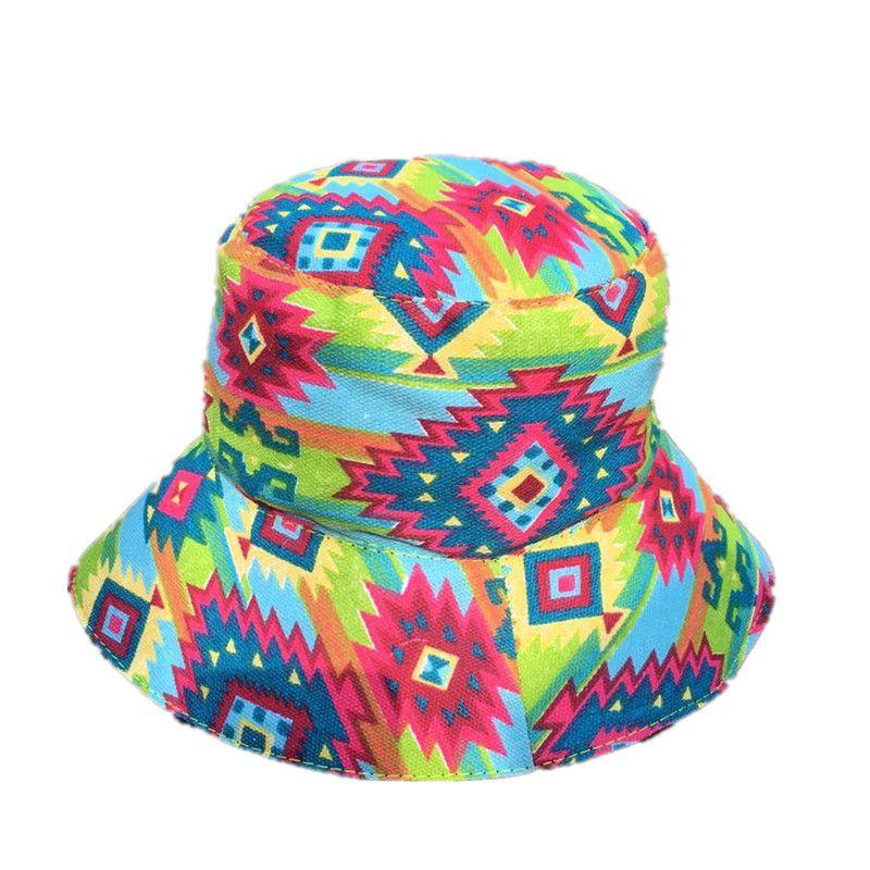 d0574c445 K Pop Safari Bucket Hat Print Modis Women Panama Boonie Fisher Hats Female Fishing  Cap Sapka Sombreros Tilley Hats Mens Hats From Weichengz, $36.23  DHgate.