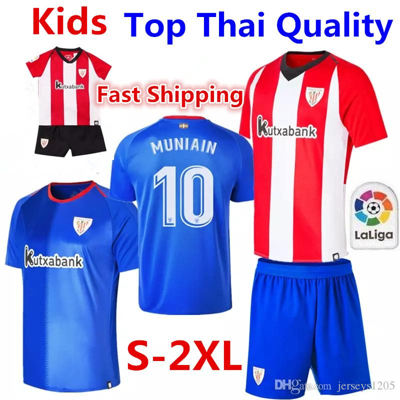 9d356fb036f8b ... Home Red MUNIAIN WILLIAMS Camiseta De Fútbol ADURIZ SUSAETA Jerséis De  Jugador Camiseta CAPA Kits De Niños Camiseta Por Jerseys1205