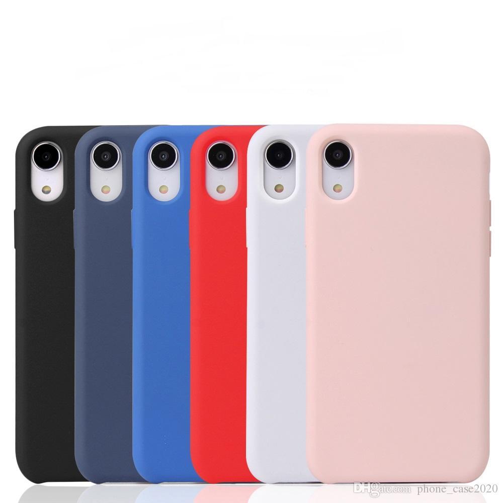 coque iphone 8 silicone douce