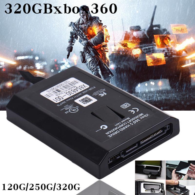 Compre 2018 Nuevo Disco Duro Xbox 360 120g 250g 320g Para Juegos