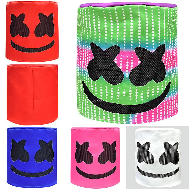 2019 Hot Sales Marshmello DJ Mask Unisex Funny Toys