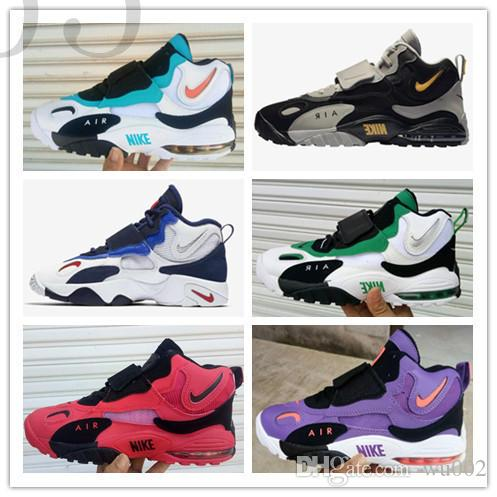 NIKE Air Max Speed Turf city walk gold prospectors Air cushion designer Basketball shoes shock absorbing shoes size 40 44