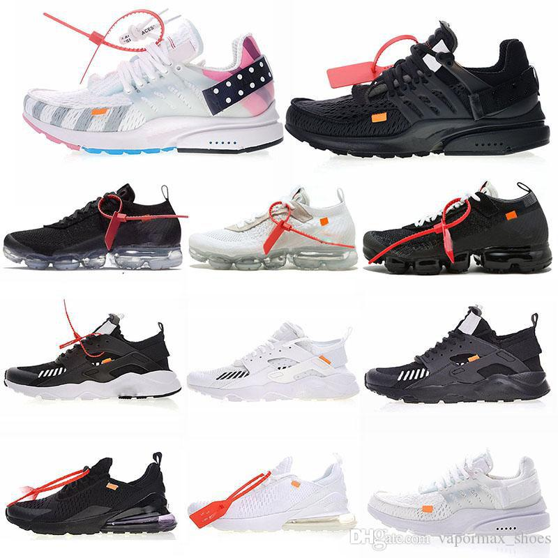 7b1086290800 Runningman Presto Shoes Casual Trainers 270 White Black Sports Outdoor Run  Shoe For Mens Womens Athletic Sneakers Shoes East Bay Shoes Shop Shoes From  ...