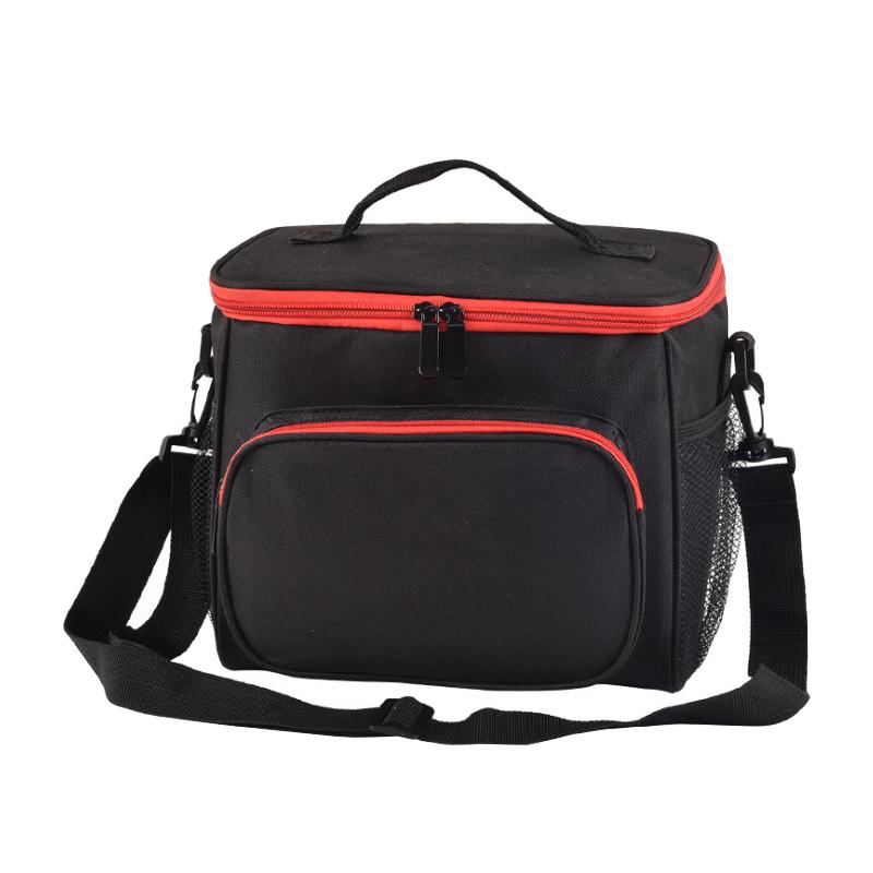 aee2c95260 Thermal Insulated Lunch Bag Large Women Men Picnic Cooler Bags Bento Box  Trips BBQ Ice Zip Pack Accessories Supplies Products Cheap Bags Tintamar  From ...