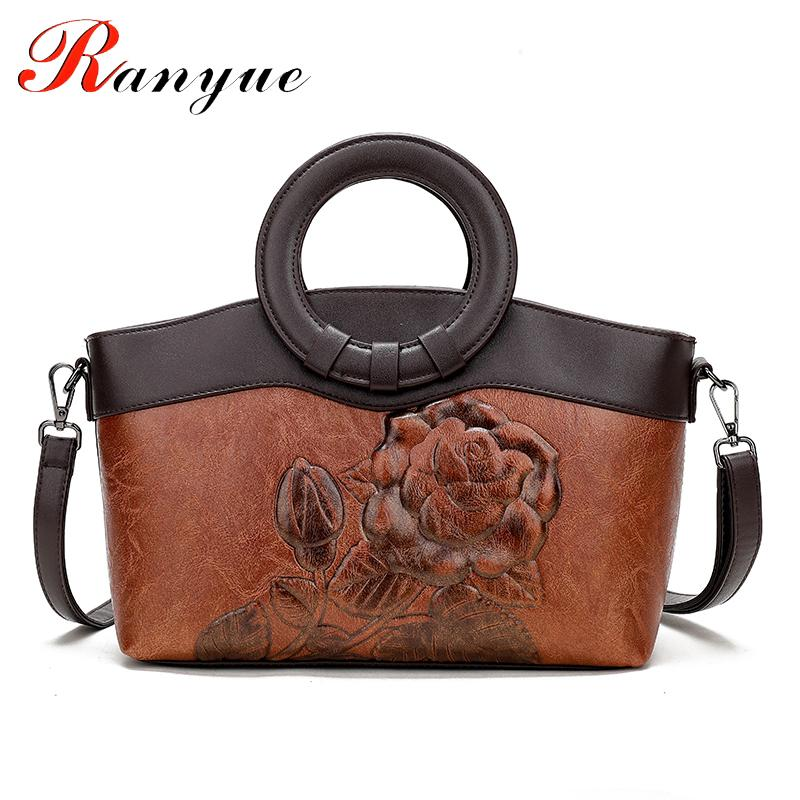4dae04fe4be1 RANYUE PU Leather Bags Handbags Women Famous Brands F Crossbody Bag ...