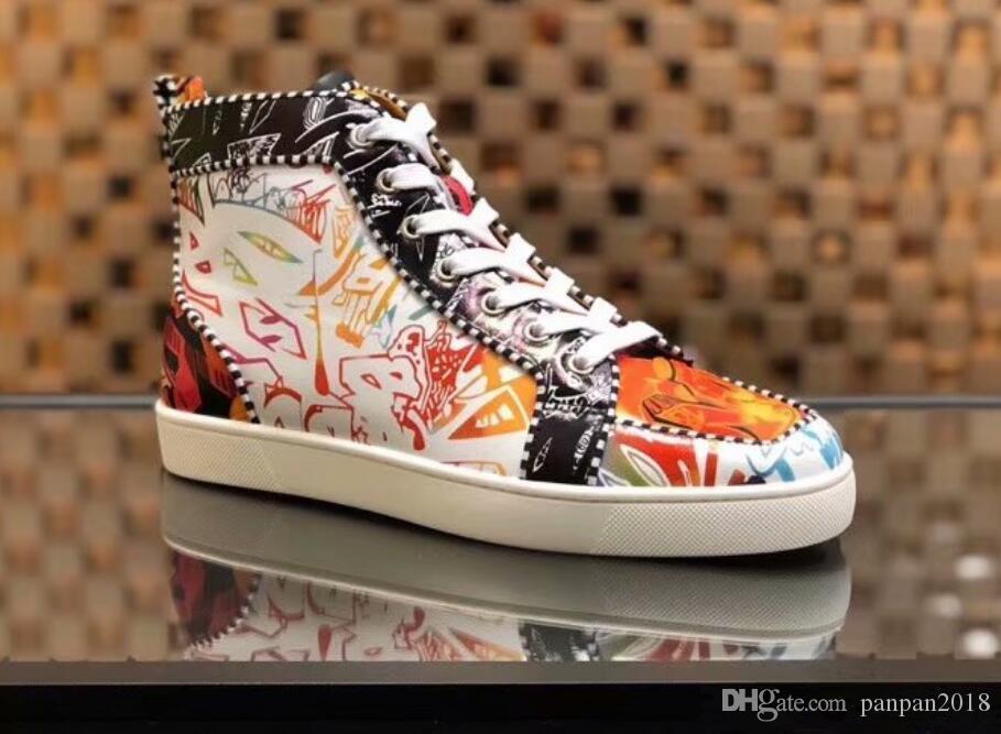 de3fc3789bf8 Originals BoxWholesale Red Bottom Desginer Shoes Rantus Orlato Men s ...