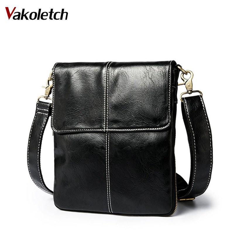 Small Casual Designer Handbags Man Bags Leather Men Bag Fashion