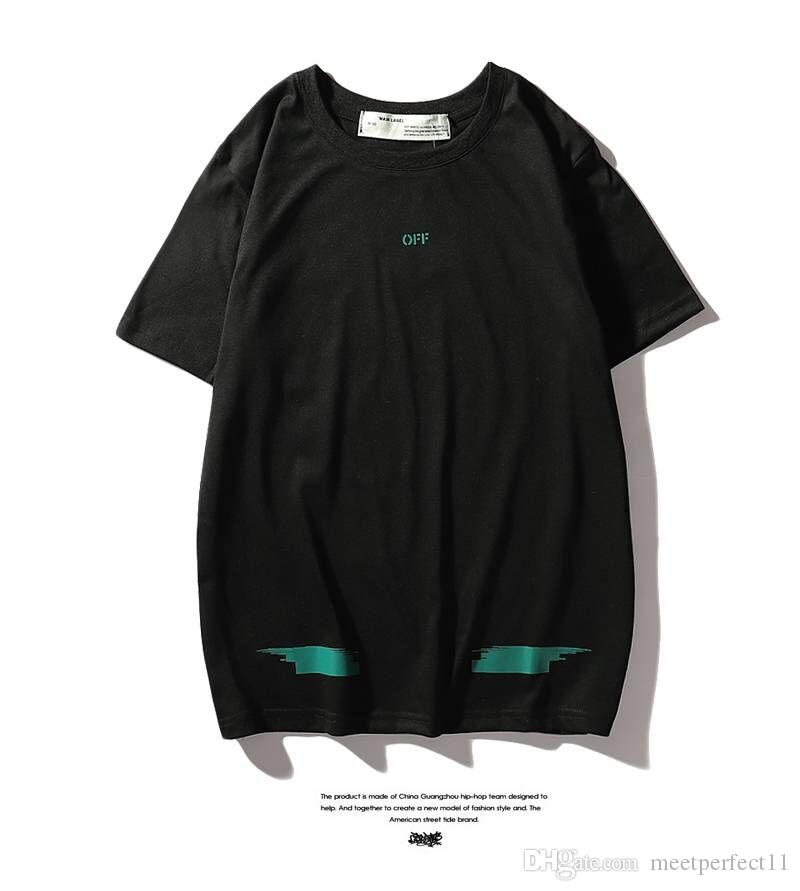 Free shipping Chinese Size m--2XL 2019 summer t shirt Hood By Air HBA X Been Trill Kanye blank print Hba tee men tshirts 5 color 100% 008