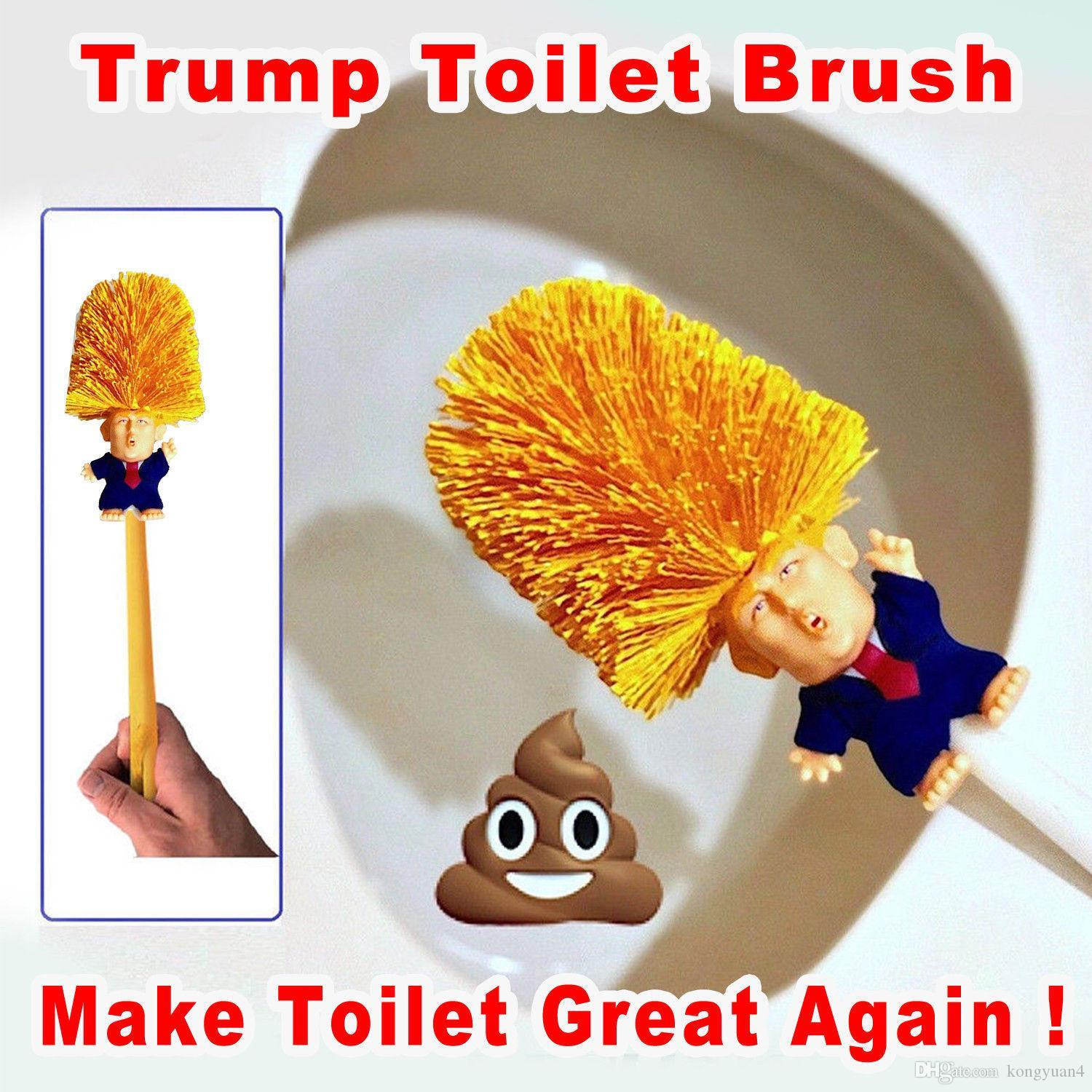 Image result for TRUMP on toilet cartoons