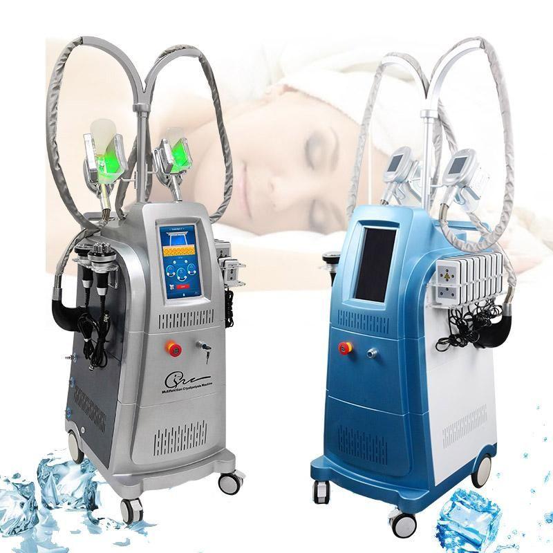 grasso di cavitazione congelamento dimagrante macchina di raffreddamento teste di perdita di peso di cavitazione il dimagrimento vuoto macchina rf di cavitazione