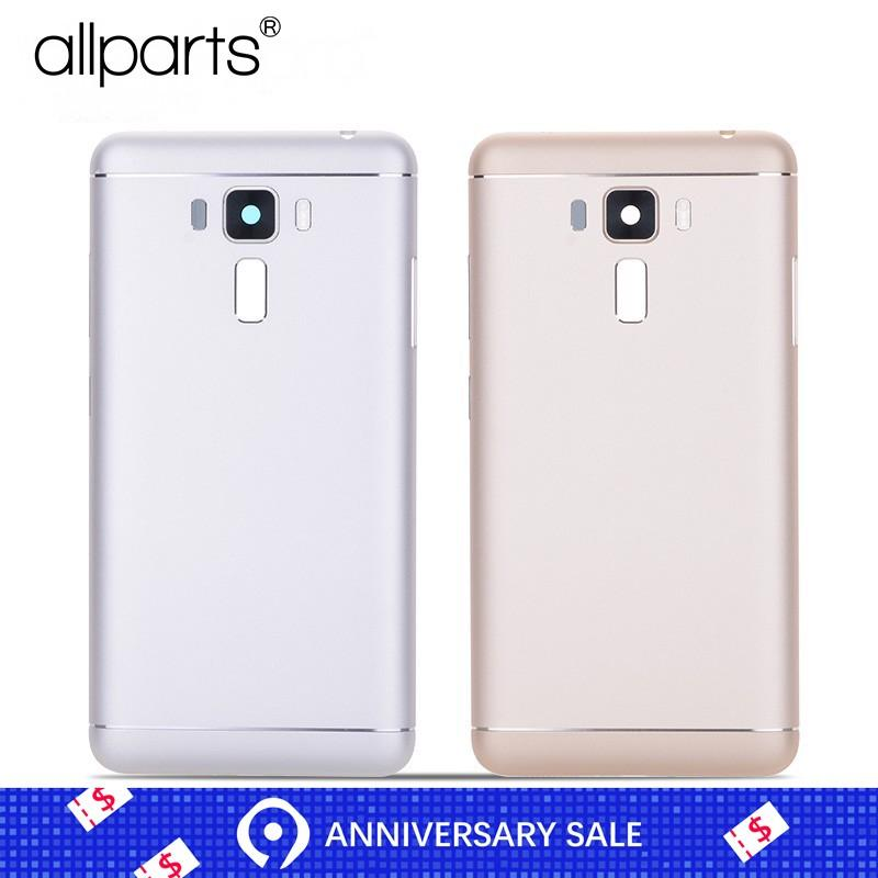 separation shoes 398f6 e4287 Original New Housing For ASUS Zenfone 3 Laser ZC551KL Back Battery Cover  Case with Camera Lens Replacement