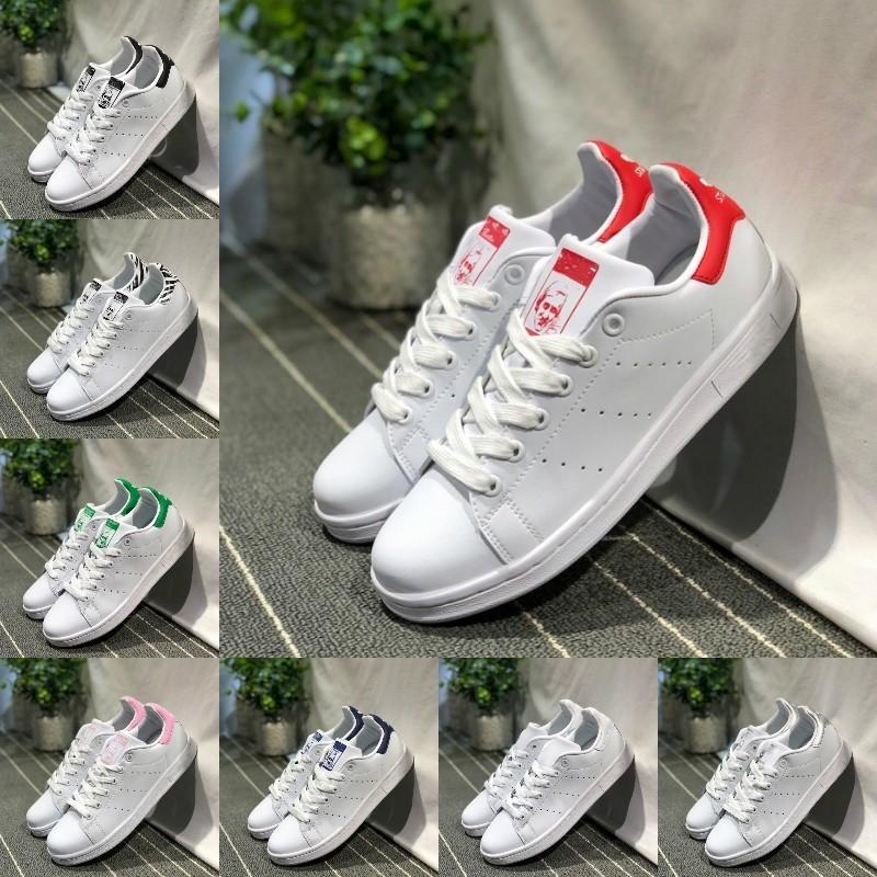 dfb55268e6 Großhandel 2019 Adidas Stan Smith Shoes New Adidas Superstar Shoes Männer  Frauen Kappe Und Kleid Gym Red Space Marmelade Concord PRM Heiress  Gezüchtet Gamma ...