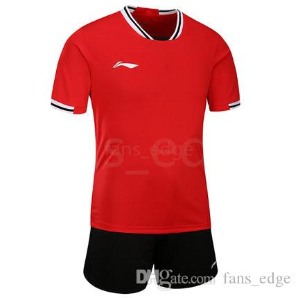 Top Custom Soccer Jerseys Free Shipping Cheap Wholesale Discount Any Name Any Number Customize Football Shirt Size S-XXL 264