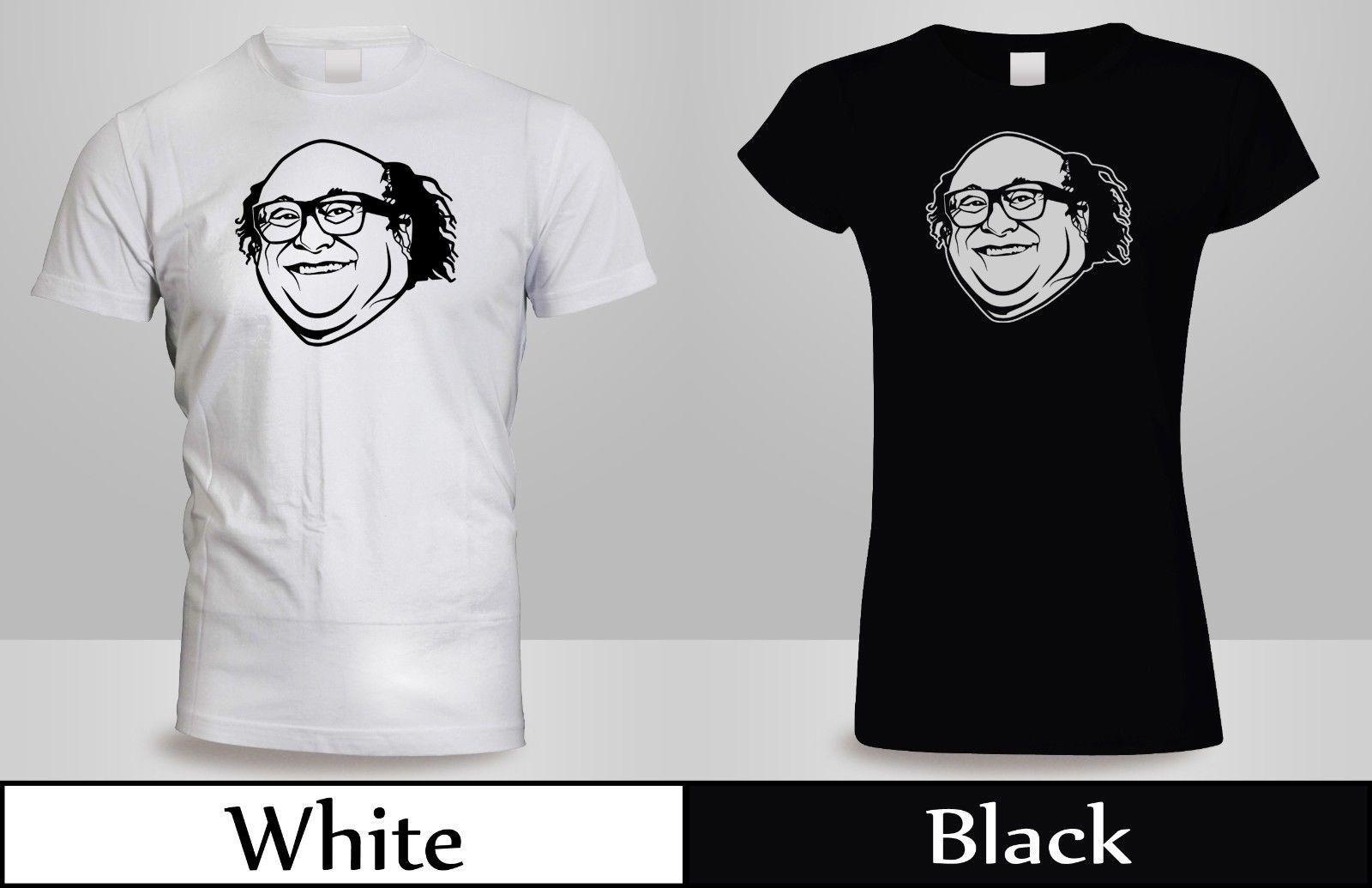 Danny Devito Face Funny T Shirt Men Women Always Sunny In
