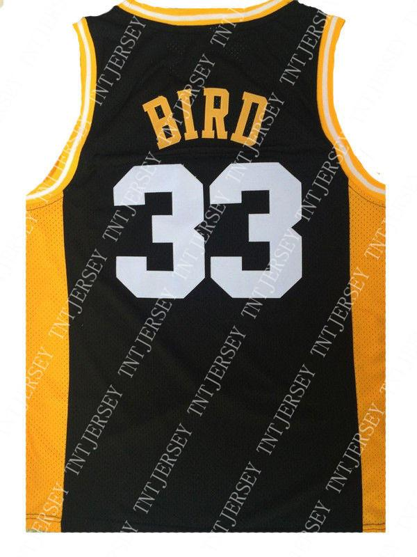 ea6ffc3affb 2019 Cheap Wholesale Larry Bird 33 Valley High School Stitched Basketball  Jersey Customize Any Name Number MEN WOMEN YOUTH Basketball Jersey From  Tntjersey, ...