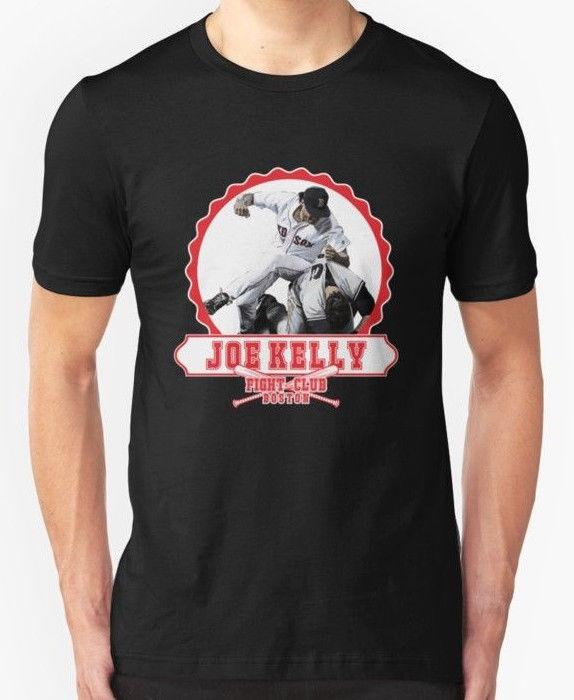 New Joe Kelly Fight Club Men S T Shirt Size S 2XL Size Discout Hot New  Tshirt Classic Quality High T Shirt Make A Tee Shirt Funniest T Shirts From  Adidascup ... 4ef9d024cbf