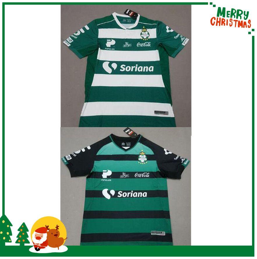 3c654c325 2018 2019 Club Santos Laguna Mexico Club Shirt 18 19 Santos Laguna Jersey  Online with  20.12 Piece on Kongjunlin s Store