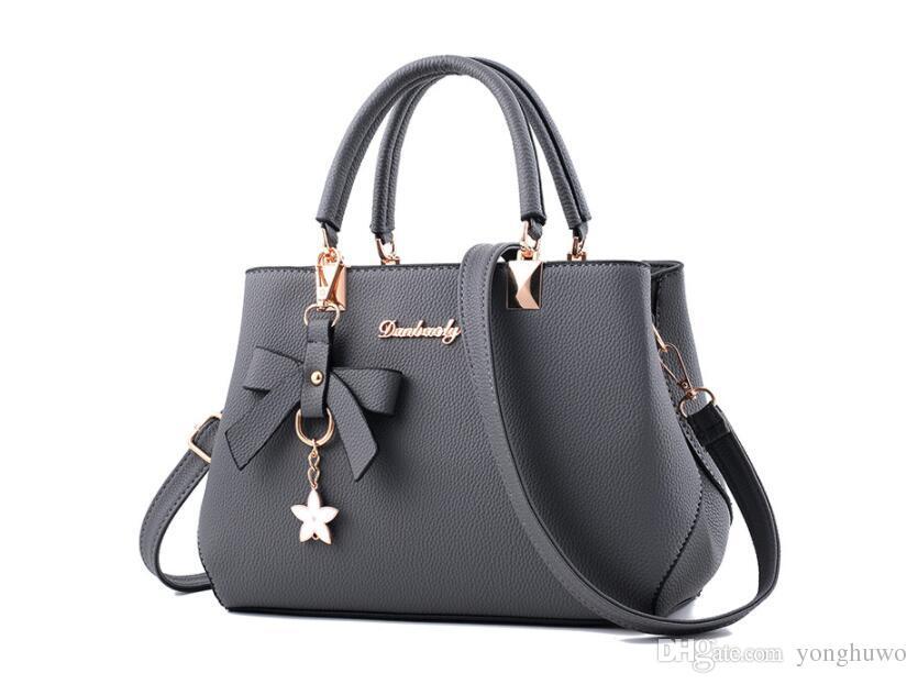 Best Mens Wallets 2020 2020 Women's Multi color Popular Leather Tote Bag Fashion Korean