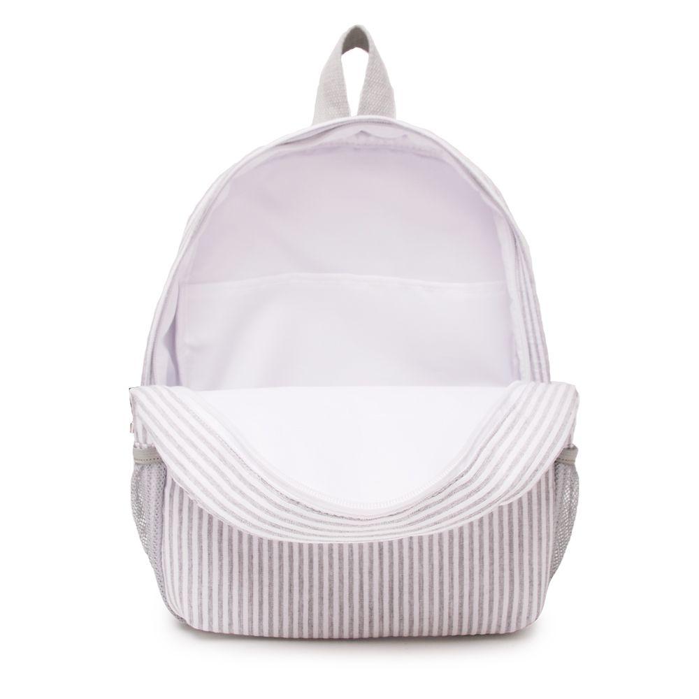 사전 학교 유아 학교 가방 가벼운 무게 Seersucker 키즈 배낭 분홍색 해군 책 가방 Dom106187