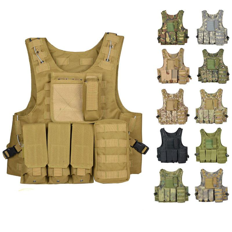 Tactical Vest army combat uniform CS Vest 11 Color