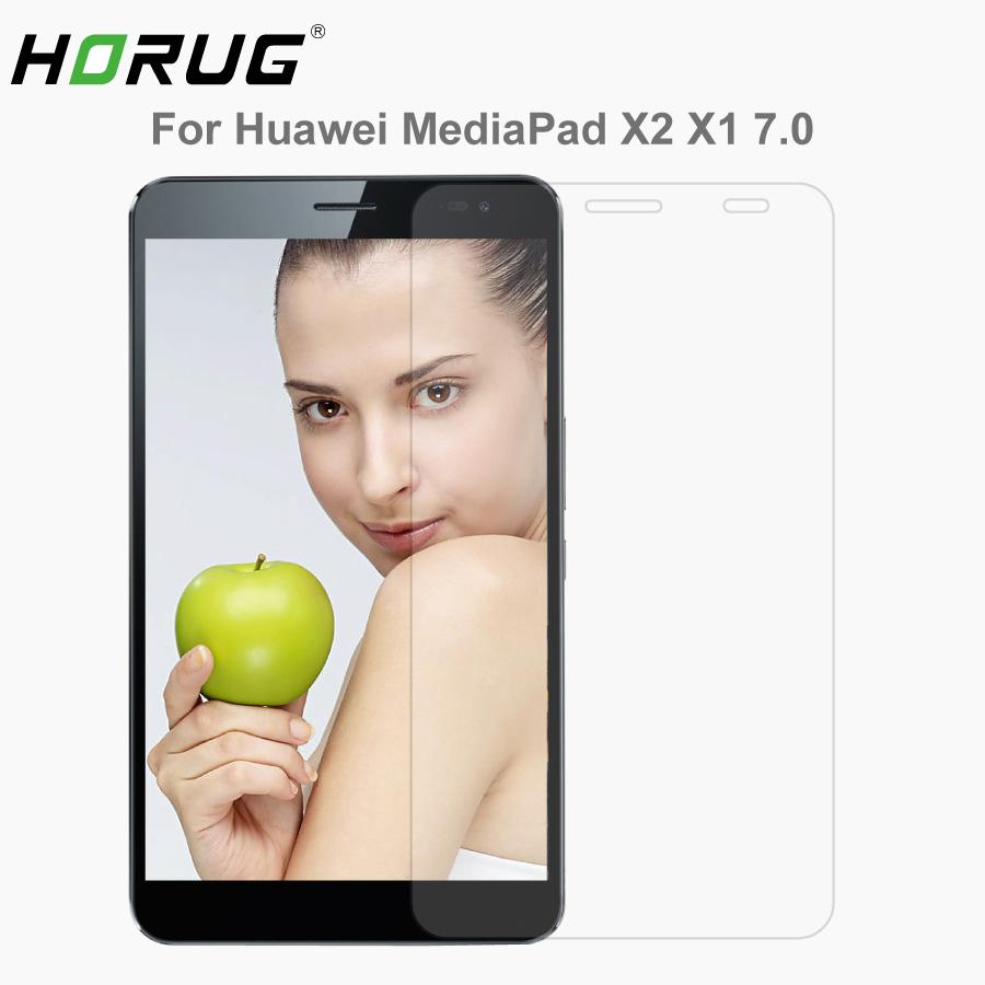 "Clear Tablet Screen Protector Guard For 7/"" Huawei MediaPad X1 7.0 Pack Of 1"