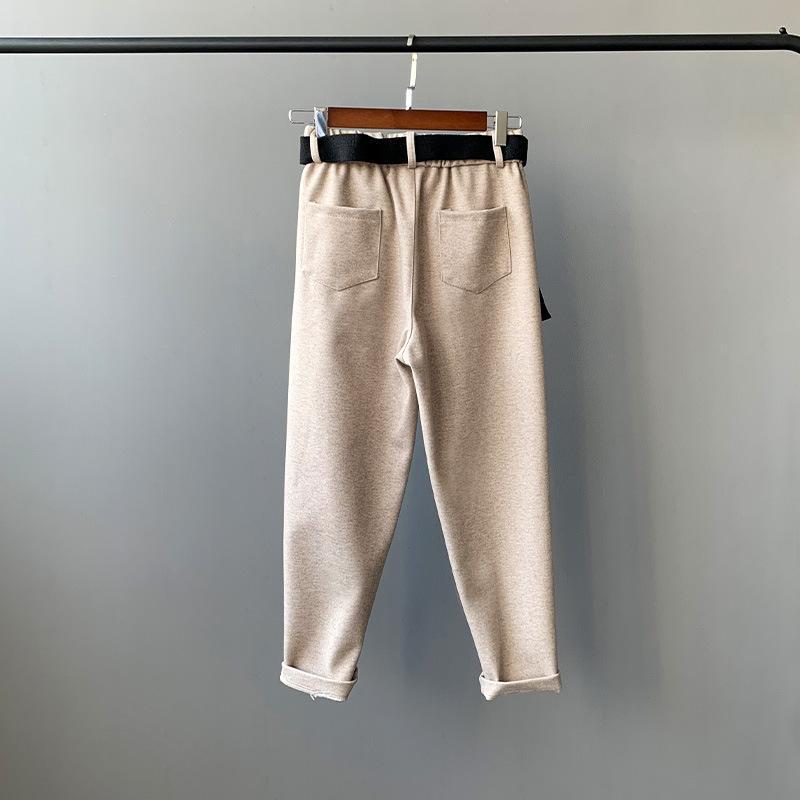 ddd910f32e6 8Pure Cotton Bohemia Style Trousers