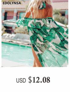 2019 Summer Women Beach Wear Cover-up Bianco Tunica in cotone Bikini Wrap Gonna Costume da bagno Cover Up Bath Dress Sarong plage pareo Q718