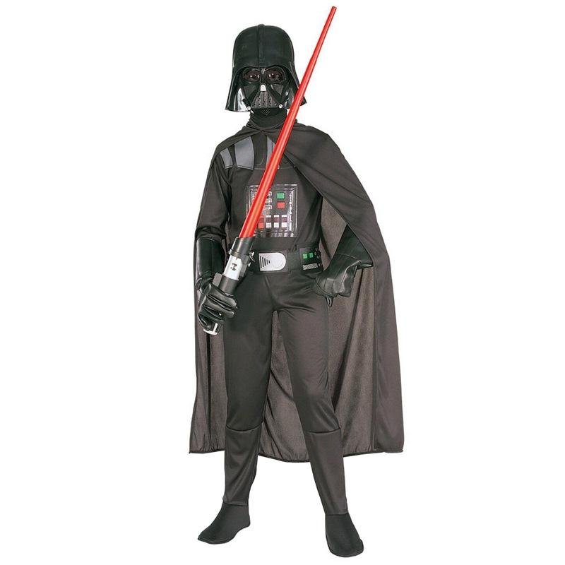 Force Awakening Classic Children's Movie Character Halloween Game Cosplay Costume