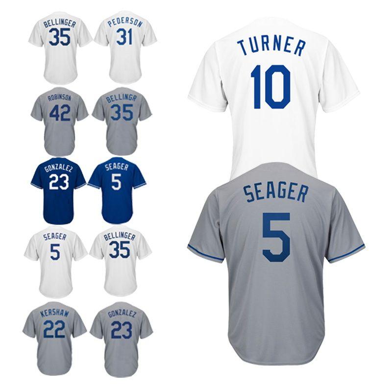 2019 2019 Los Angeles Dodgers Jerseys 22 Clayton Kershaw 22 Clayton Kersh23  Adrian Gonzalez 66 Yasiel Puig 10 Justin Turner 3 Chris Taylor From  Lks15988 b13f78d0a89