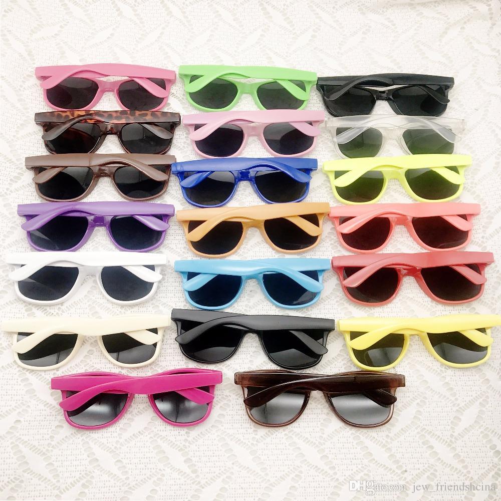 ad81944e4e Hot Sale Custom Party Sunglasses Personalized Wholesale Neon Party  Sunglasses Party Supplies Wedding Guest Favors Gift Police Sunglasses  Serengeti ...