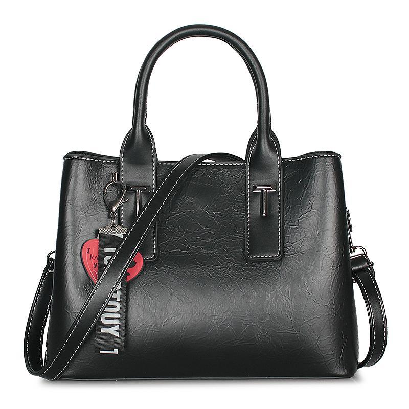 ffa434df7 Compre Mulheres Saco De Mão 2018 Crossbody Bag Bolsas Mulheres Marcas  Famosas PU De Couro Sacos De Luxo Para As Mulheres Sólida Ombro Do Vintage  A883 De ...