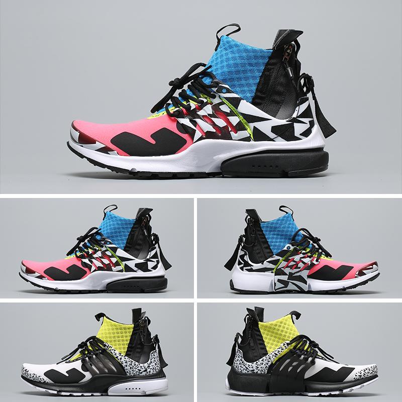 39916855ee Compre Acronym X Nike Air Presto Mid X Presto Mid Hombre Mujer ...