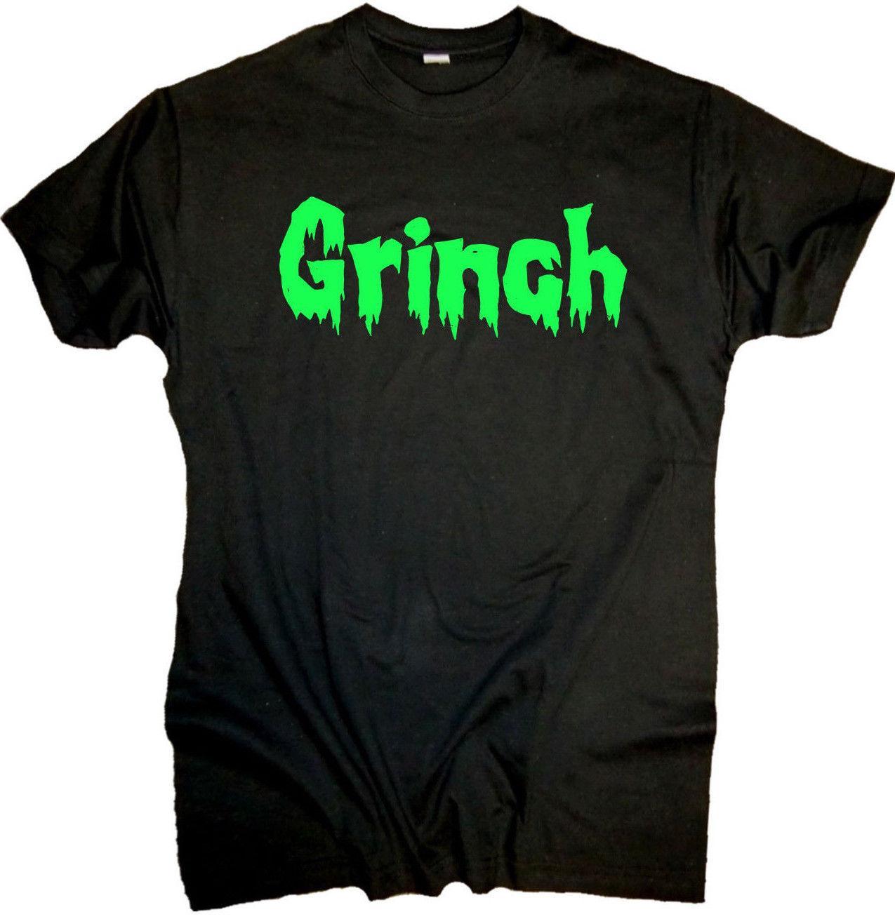 T Shirt Weihnachten.Fun T Shirt Grinch Lustige Sprüche Spruch Spaß Geschenk Weihnachten Party X Mas Funny Free Shipping Unisex Casual Tshirt